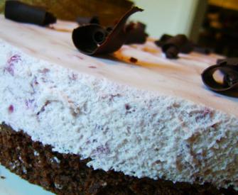 Mousse de Frambuesa – 2.2KG